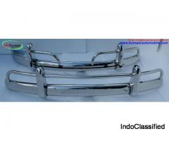 VW Beetle bumper USA type (1955-1972) by stainless steel