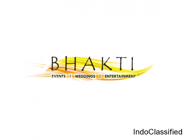 Bhakti Events is a professional event management company based at Udaipur Rajasthan.
