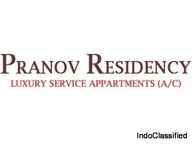 Pranov residency - Service apartments in Coimbatore