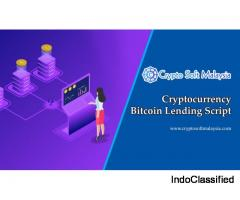 Cryptocurrency Bitcoin Lending Script - Crypto Soft Malaysia