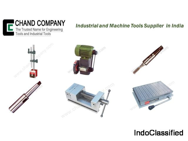 Chand Company - Best Machine and Industrial Tools Supplier in India