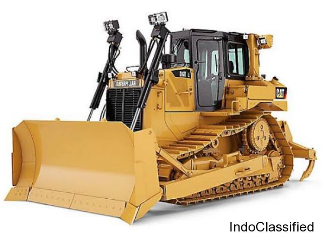 CAT Construction Machine Dealers In India