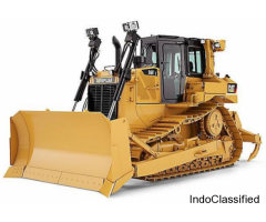 CAT Construction Machine Dealers In India