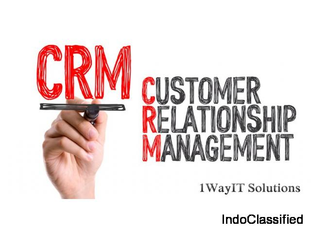 CRM Software | Customer Relationship Management Services