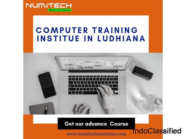 Best Computer Training Institute in Ludhiana