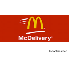 Home delivery from one of the most popular fast food chains