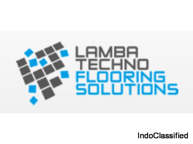 Stamped Concrete Flooring India
