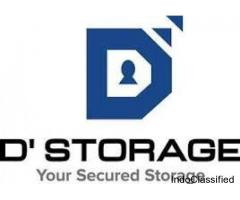 Self storage space rental Singapore