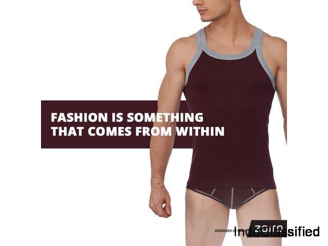 Vests For Men - Buy Men's Inner Vest Online at Best Prices.
