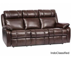Leather Sofa for sale | Buy Recliners Online