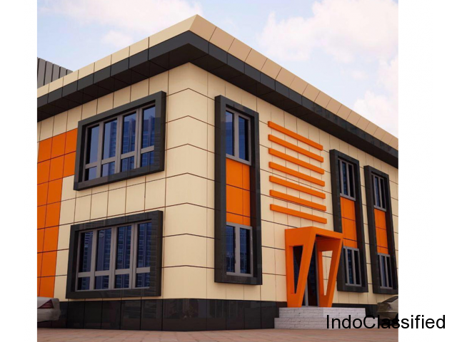 What makes Khatri Glass and Aluminium the best choice for ACP Cladding in Delhi?