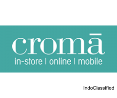 Croma – an online electronics super store by TATA