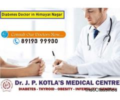 Diabetes Doctor in Himayat Nagar | Diabetes Specialist in Hyderabad