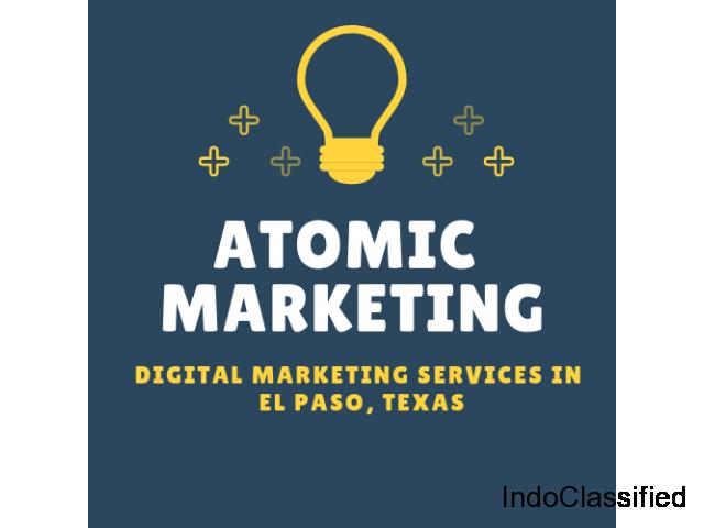 Graphic and Web Design Services in El Paso, Texas