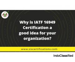 IATF 16949 Certification for Automotive Business