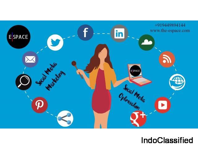 Social media services in Hyderabad