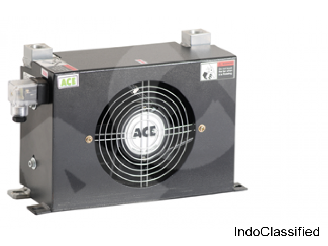 AH Series Air Cooled Heat Exchangers - ACE Automation Engineers