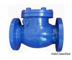 Lined Swing Check Valve| Lined valves manufacturers in India| Ablaze polymer and lining