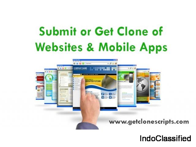 Submit Clone to get great business exposure and high return from Getclonescripts.com