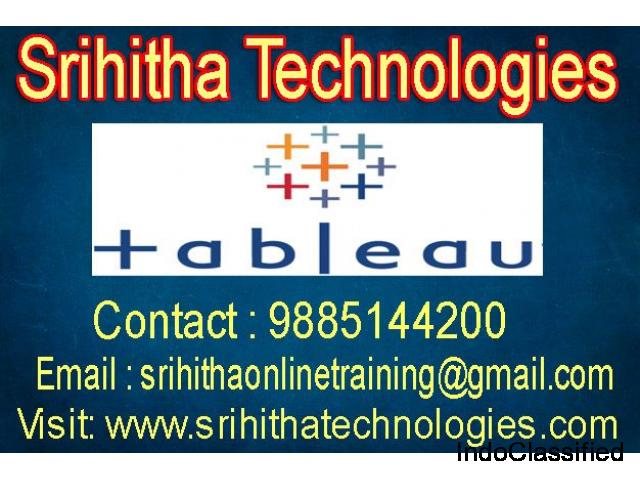 Tableau Online Training In India