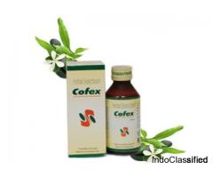 Cofex – Best ayurvedic cough syrup