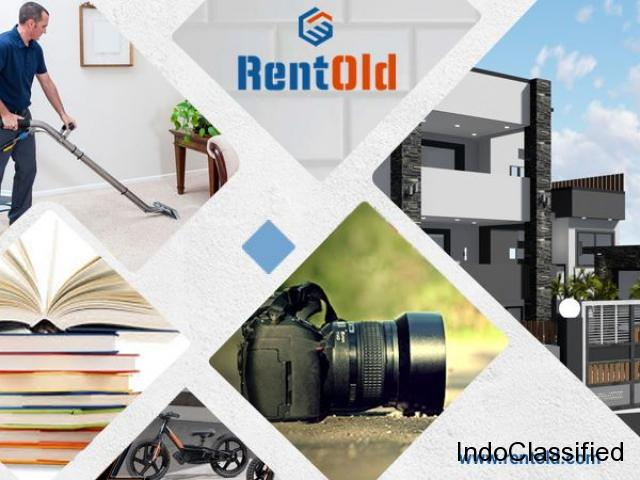 Rent Out Your Unused Belongings in India