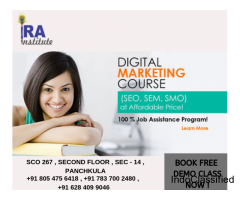 Digital Marketing Course In Chandigarh