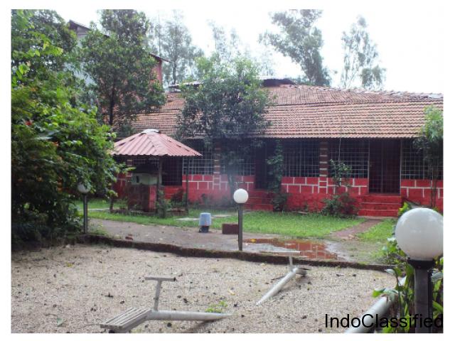 Best Resort in Maharashtra - Hornbill Resort Amba