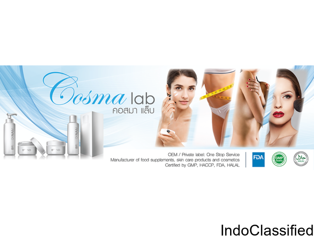 Cosma Lab: OEM : One Stop Service / Private label cosmetics manufacturer