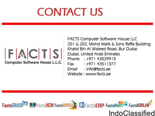 Best ERP Software Dubai
