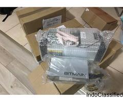 Bitmain Antminer S9 1400W BTC Bitcoin Miner 13.5 TH/S w/ 66 x APW3++