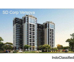 Sd Corp Versova Super Luxurious Apartments for Sale