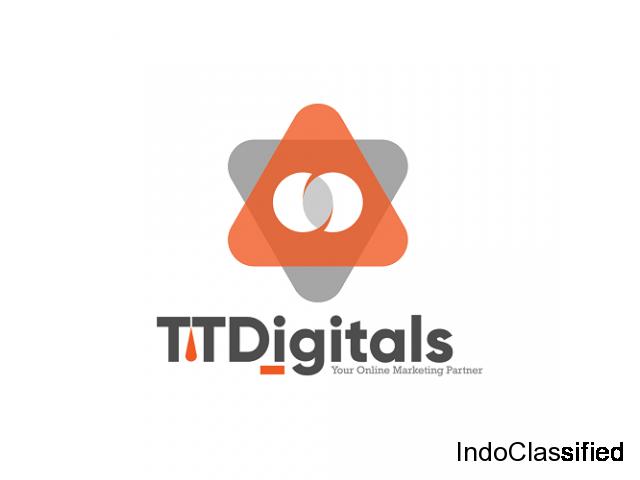 Digital Marketing Agency in Pune | TTDigitals