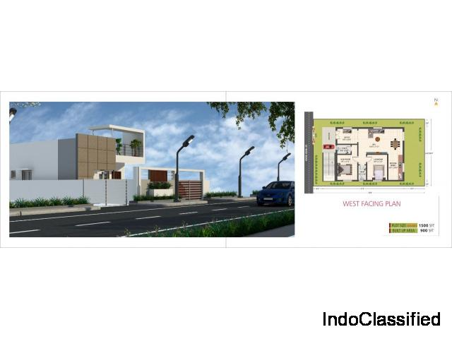 Newly Constructed Independent Houses for Sale.