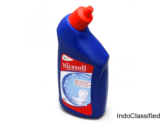 Nicesoll Toilet Cleaner- 500ml High Quality Base