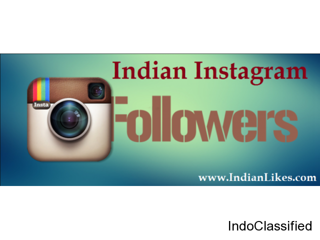 Buy Indian Instagram Followers - IndianLikes
