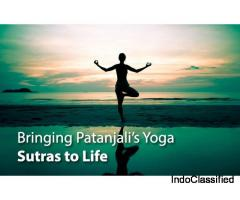 Translation of Patanjali Yoga Sutra