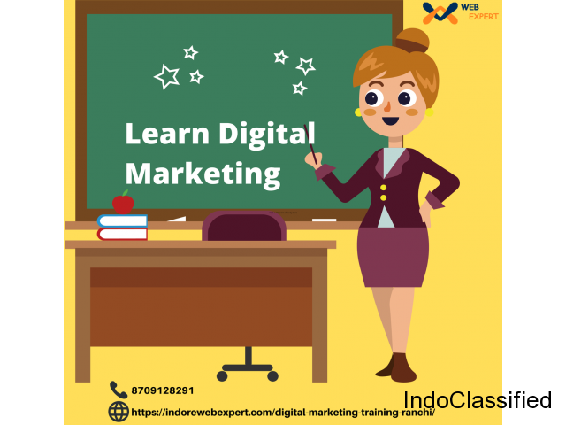 Bright Up for Future by Learning Digital Marketing In Ranchi