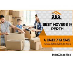 Best Movers Perth-365 Movers