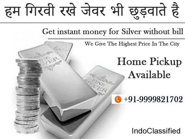 Online silver buyers