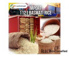 1121 Basmati Rice - Buy Directly From Rice Mills And Save Upto 10%