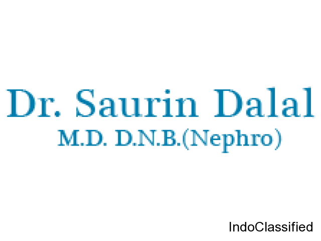 Dr. Saurin Dalal - Kidney Nephrologists Doctor in Bopal