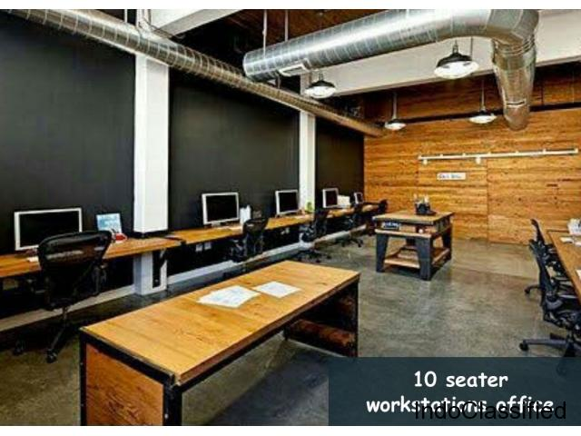Share Office Solutions - Coworking fully functional office spaces for rent at Bangalore