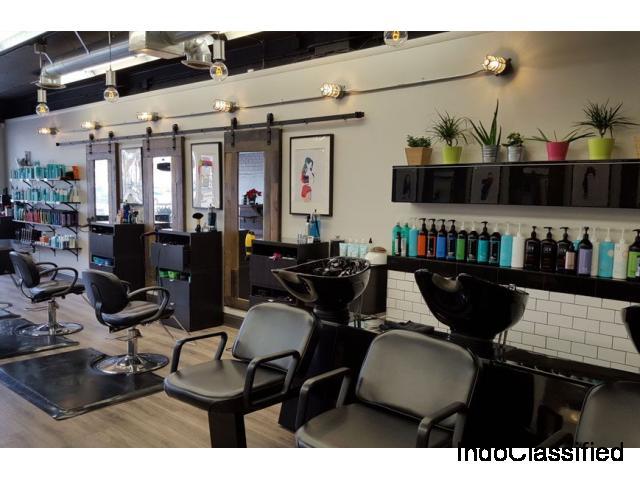 Salon Interior Design Noida - Salon Interior Design Faridabad