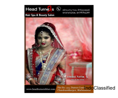 Bridal Makeup in Bhubaneswar