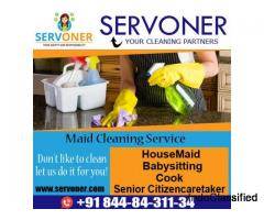 Best house maid services in Delhi/Noida.