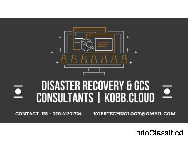 Disaster Recovery & GCS Consultants | Kobb.Cloud