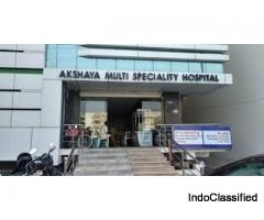 Dr Sharath Kumar Reddy (Akshaya Kidney centre) best kidney hospital in Karimnagar