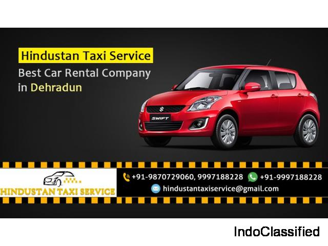 Best Car Rental Service in Dehradun
