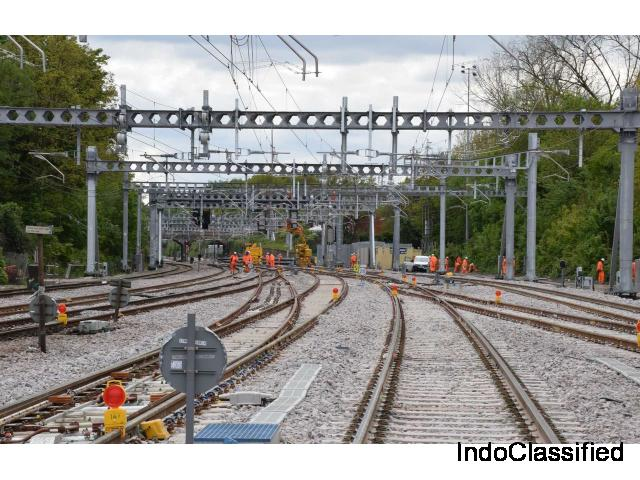 Yolaxinfra Top Railway Track Linking & Consultancy Services
